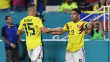Falcao destacó la respuesta que tuvo Colombia ante Venezuela