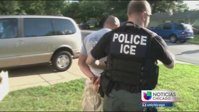 Religiosos de Illinois piden que ICE haga un alto a las redadas
