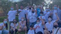 Activistas reclaman a Abbott que proyectos de ley como el de George Floyd y la prohibición del aborto después de seis semanas no fueran aprobados