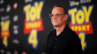 """La frase que Tom Hanks ha """"adoptado"""" tras interpretar a Woody de 'Toy Story' por 24 años"""