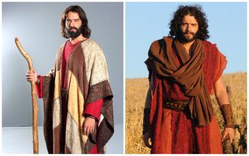 Guilherme Winter, de 'Los diez mandamientos' a 'Jesús'