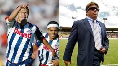 Cuando el 'Piojo' Herrera dirigía a Rayados y 'cepilló' a Oribe Peralta del equipo