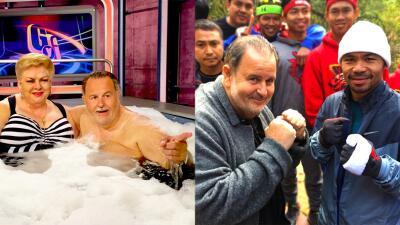 Aquí están las fotos de Raúl de Molina y algunos de los más famosos de sus amigos