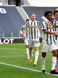 Con doblete de Juan Guillermo Cuadrado y gol de Cristiano Ronaldo, la Juventus consigue importantísimo triunfo frente al campeón.
