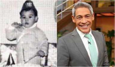 En fotos: Johnny Lozada llega a los 50 feliz y orgulloso de ser abuelo