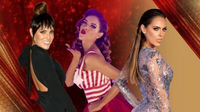 Sara Corrales, camaleónica, intensa y apasionada en Mira Quién Baila y otras pistas