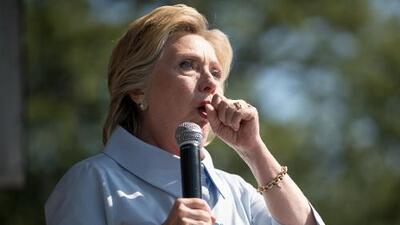 Del silencio de JFK a la transparencia de McCain: por qué la tos de Hillary Clinton importa