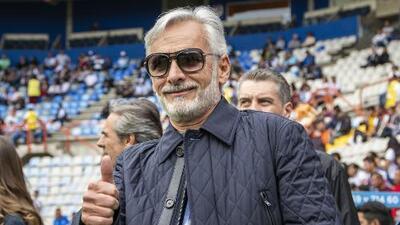 Jesús Martínez da por hecho el fichaje de 'Chucky' con Napoli