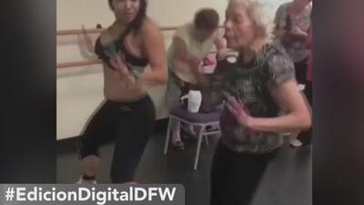 Tendencias en la red: abuelita baila reggaetón