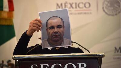 """México niega que agentes de EEUU participen en la búsqueda de """"El Chapo"""" en el país"""
