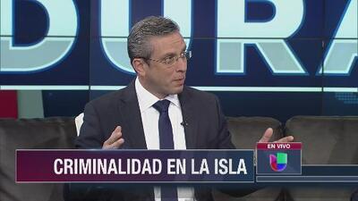 ¿A qué se debe el dramático aumento de la criminalidad en Puerto Rico?