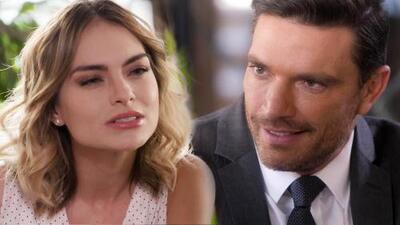 ¿Olvidará a Alejandra?: Carlos se enteró de que Michelle se siente atraída por él