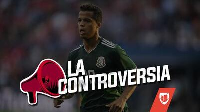 La Controversia | Giovani dos Santos, ¿pilar del Tri y 'apestado' del Galaxy?
