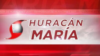 Univisión Puerto Rico anuncia programación especial hoy por el huracán María