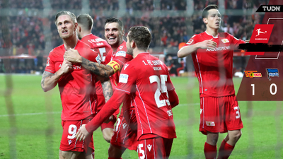 Union Berlin se lleva histórico derbi en Bundesliga