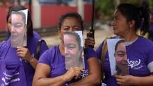 """300 feminicidios al año """"no son nada"""" en el país más violento del continente"""
