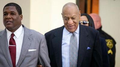 Defensa de Bill Cosby dice que el actor está ciego y no puede defenderse de acusaciones sobre asalto sexual