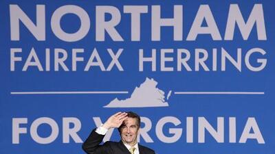 Virginia, la victoria que los demócratas quieren presentar como un referendum sobre Donald Trump
