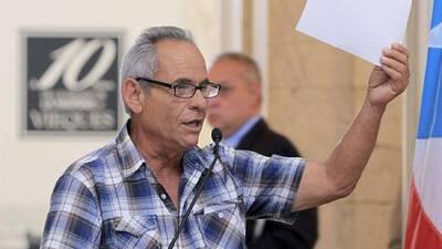 Solicitan ayuda para líder viequense Ismael Guadalupe