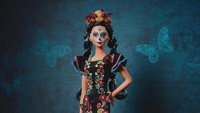 La Barbie 'Día de Muertos' llega a las tiendas para rendir tributo a la famosa festividad mexicana