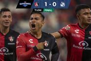 Atlas derrota a Puebla en un infortunio juego por lesiones