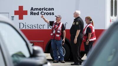 La Cruz Roja está preparada con más de 1,600 socorristas para cualquier emergencia que provoque Dorian en Florida