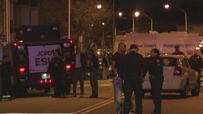 Un hombre muerto y una niña herida, saldo de un tiroteo en Jersey City
