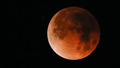 Si te perdiste la 'superluna de sangre azul', aquí tienes lo mejor del fenómeno astronómico