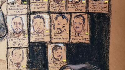 """""""No lo hacen por su amor a la justicia"""": capos sanguinarios usan el juicio de 'El Chapo' para reducir sus condenas"""