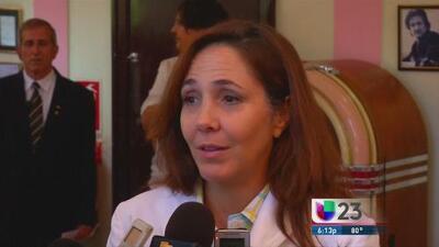 Revuelo mundial por noticia que aseguraba que Mariela Castro estaba en avión estrellado