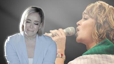 """""""Ya no le llores"""": Rosie recuerda la canción que le escribió Jenni Rivera y que siempre la hace llorar"""