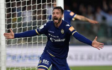 En fotos: Hellas Verona regresa a la Serie A tras un año en el 'infierno' de la 'B'
