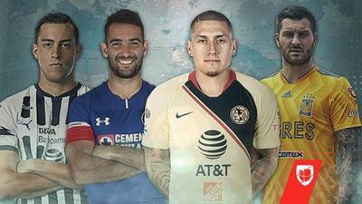 Liga MX atrae 20 naciones al fútbol mexicano