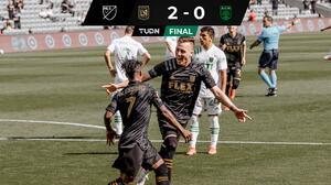 Sin Carlos Vela, LAFC derrota a Austin FC