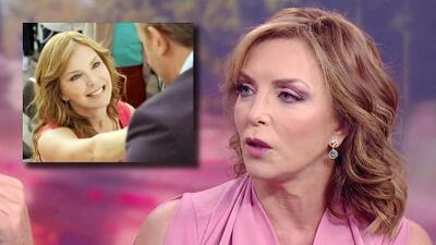 Laura Flores contó lo que significó dar vida a la madre de un joven homosexual (con Sergio Sendel como esposo)