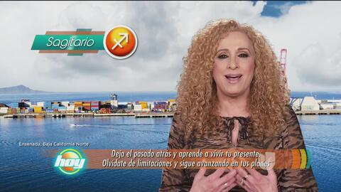 Mizada Sagitario 22 de junio de 2017