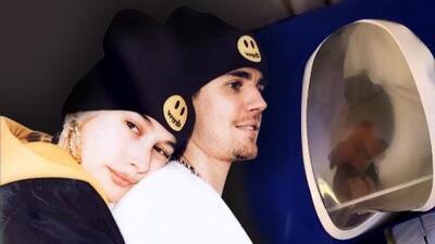 Encerrado en una 'bolsa de plástico' por su esposa: así duerme la siesta Justin Bieber
