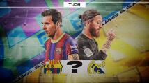 Un frío y dudoso Clásico entre Barcelona y Real Madrid