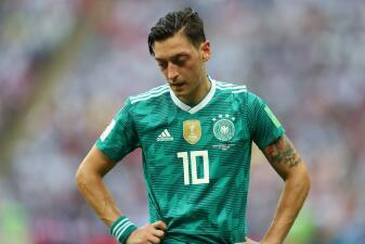 Mesut Ozil, Rafa Márquez y otros que se retiraron de sus selecciones después de Rusia 2018