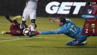 Héroe Vinotinto en el Río Tinto: Jefferson Savarino sobre el final llevó a Real Salt Lake a semifinales