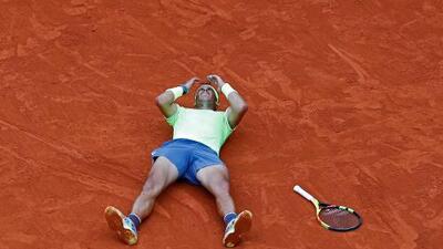 Una por una: las 12 coronas de Rafael Nadal en Roland Garros