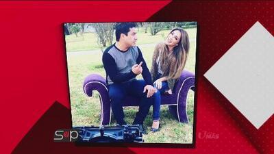 Anahí y Julión Álvarez van a hacer un dueto explosivo