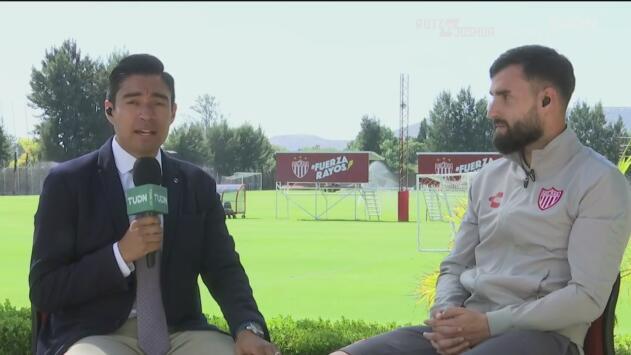 Felipe Gallegos confía en la hazaña del Necaxa