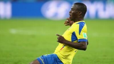 Ecuador dio a conocer lista de jugadores para partido ante Brasil en New Jersey