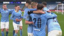 ¡Mahrez sentencia! Manchester City pone el 2-0 sobre PSG