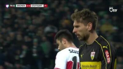 Tiro de esquina para SV Werder Bremen