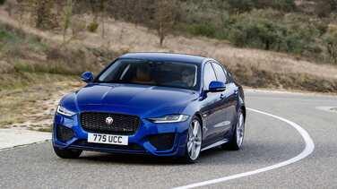 Probamos el nuevo Jaguar XE 2020: de uno más del montón a uno de los mejores, en una sola actualización