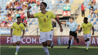 Ecuador gana el Sudamericano Sub-20 y clasifica al Mundial; Brasil eliminado