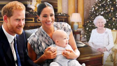 Palacio de Buckingham confirma que el príncipe Harry y Meghan Markle no pasarán Navidad con la reina Isabel