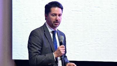 Yon de Luisa, candidato unánime para vicepresidencia en Concacaf